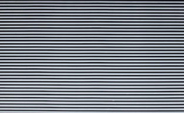 Modern metal ventillation grid