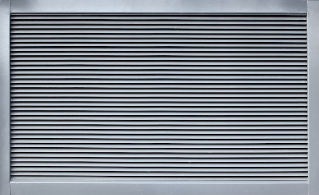 Современная металлическая вентиляционная решетка