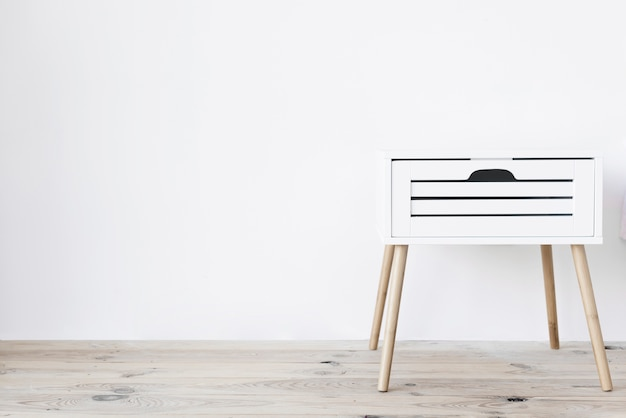 Modern minimalist night stand