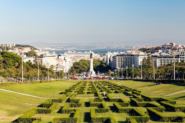 Modern myriad hotel in lisbon