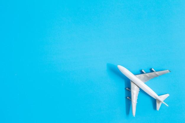 Modern passenger plane