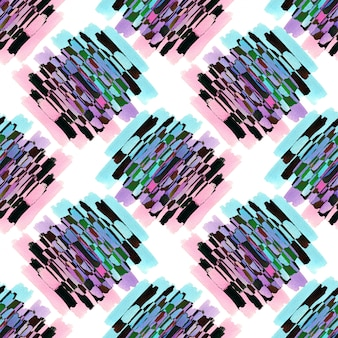 Modern seamless pattern. abstract fashion. textile design