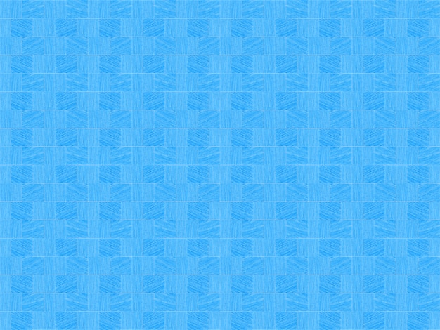 Modern seamless repeating small blue square tile pattern texture wall
