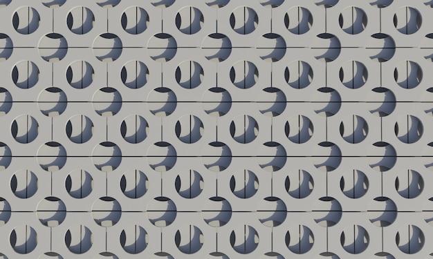 Modern seemless 3d background