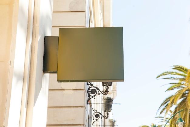 Modern sign