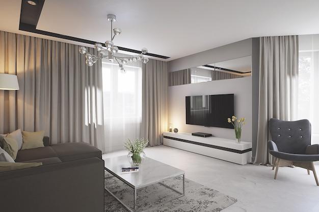 Modern & stylish room