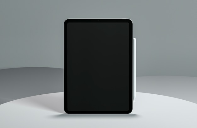 최신 태블릿 쇼케이스