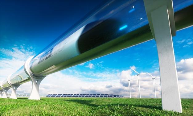 Современные технологии на транспорте и в энергетике. 3d-рендеринг.