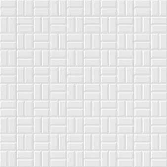 Modern tile wall. 3d rendering.
