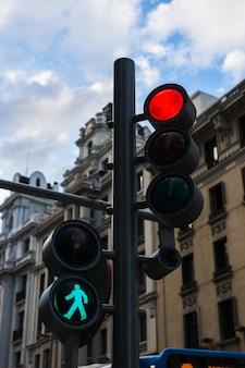 Modern traffic lights