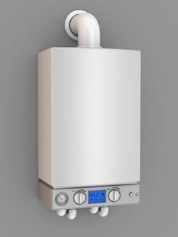 A modern turbofan boiler