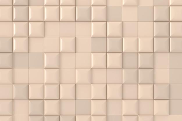 현대 벽 디자인입니다. 3d 렌더링.