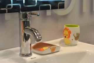 現代の洗面器