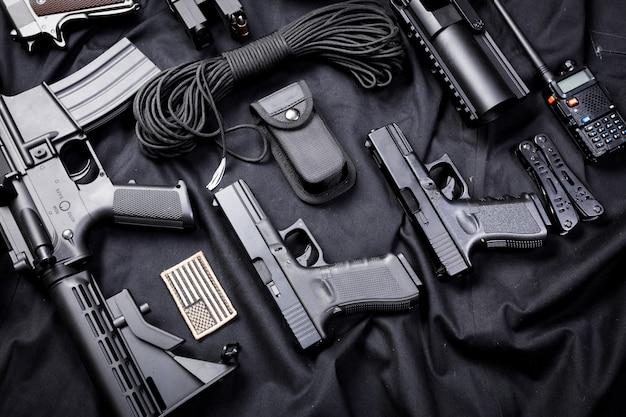 Modern weapon