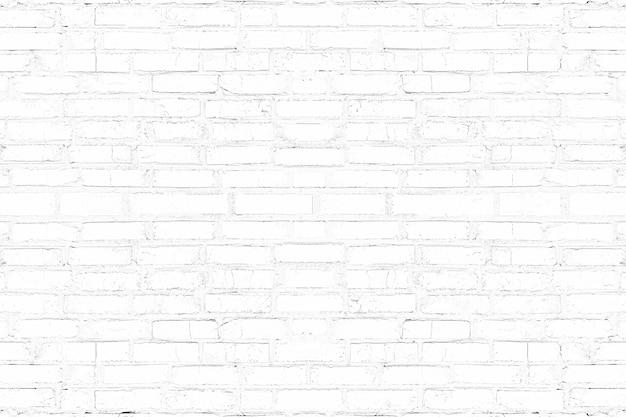 Современная белая предпосылка текстуры кирпичной стены. абстрактная кирпичная кладка для фона.