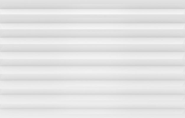 Modern white and gray parallel panel bars pattern  wall background.