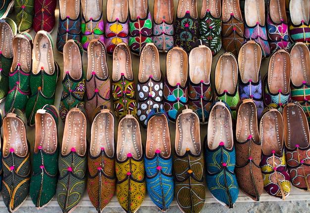 Mojari shoes