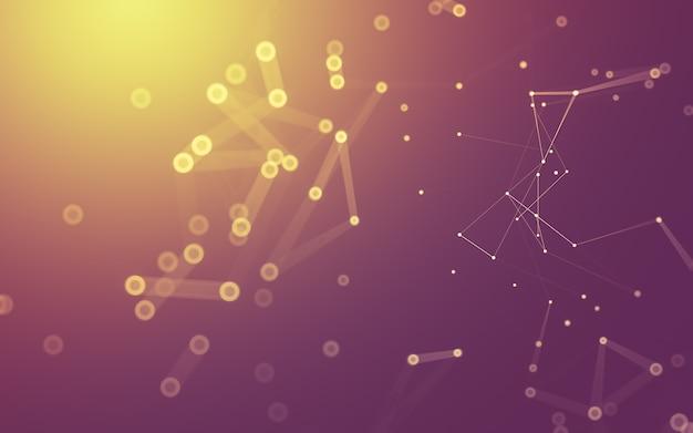 多角形の分子技術