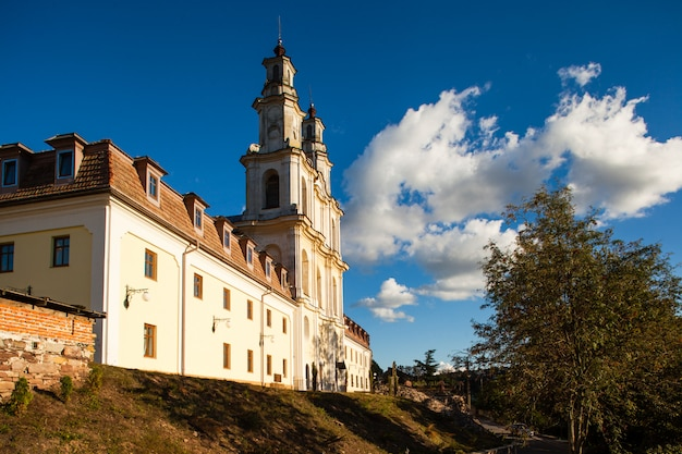 Monastery of the fathers of basilian in buchach, ukraine
