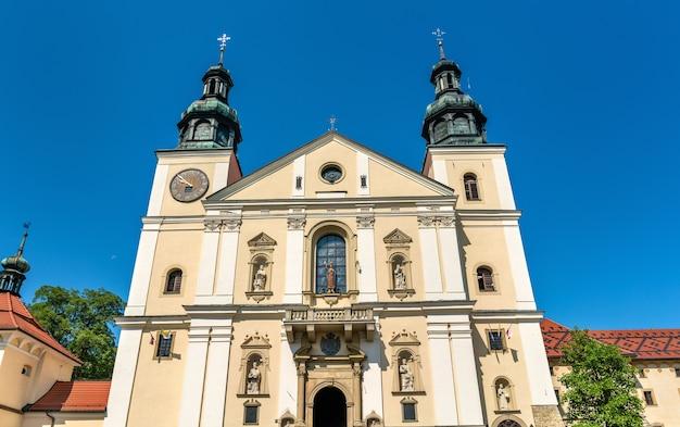 레서 폴란드의 세계 문화 유산 인 kalwaria zebrzydowska 수도원