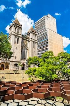 브라질 상파울루의 상 벤투 수도원