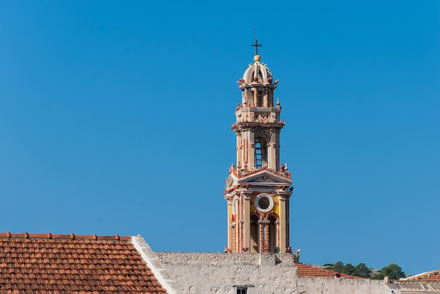 The monastery panormitis.