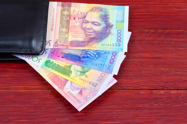 Деньги из кабо-верде