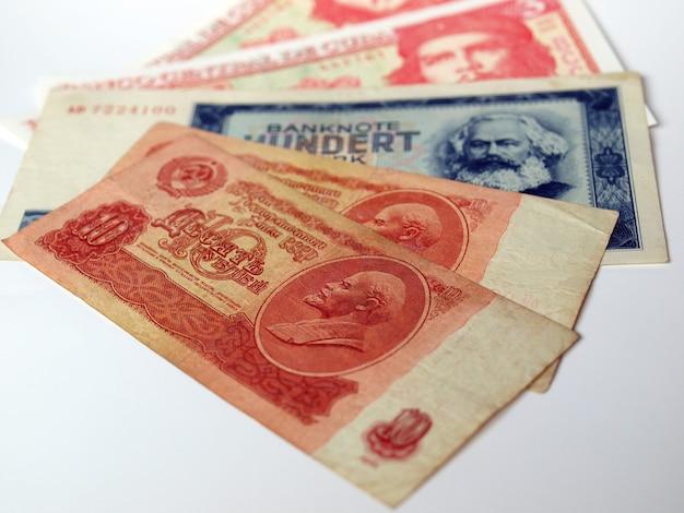 共産主義国からのお金