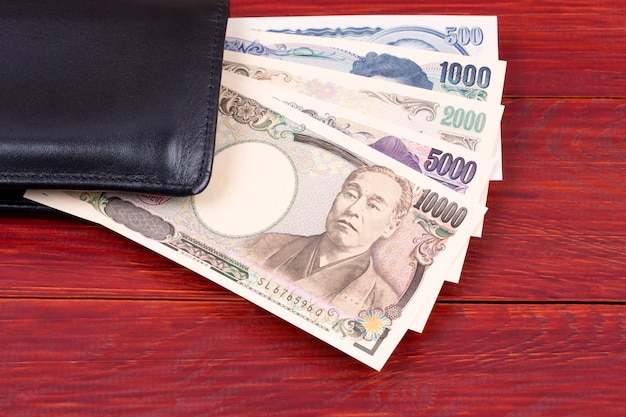 Money from japan