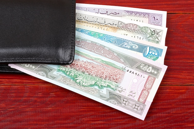 Money from liban