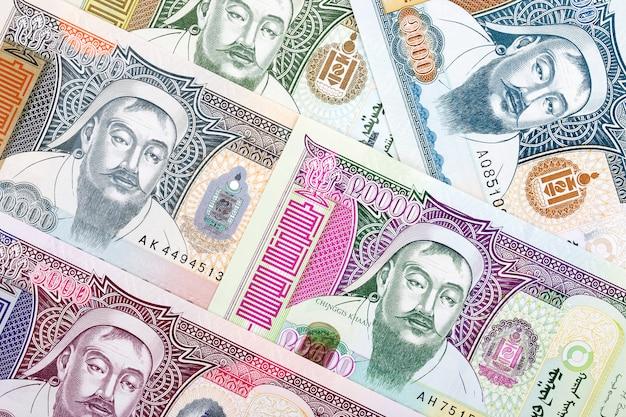 Mongolian money