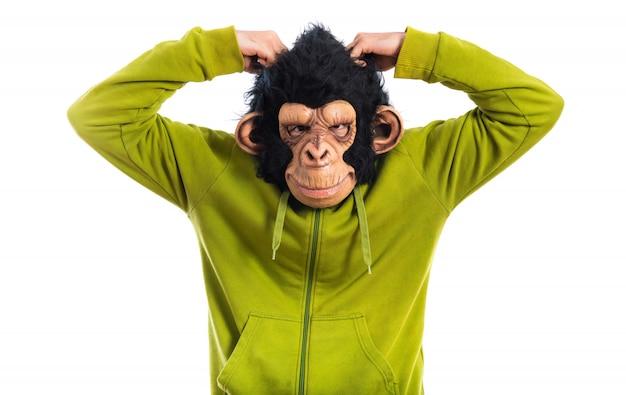 원숭이 남자