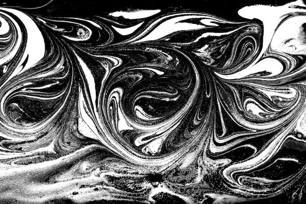 Монохромный абстрактный узор фона