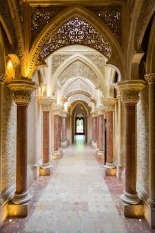 Monserrate palaceシントラポルトガル