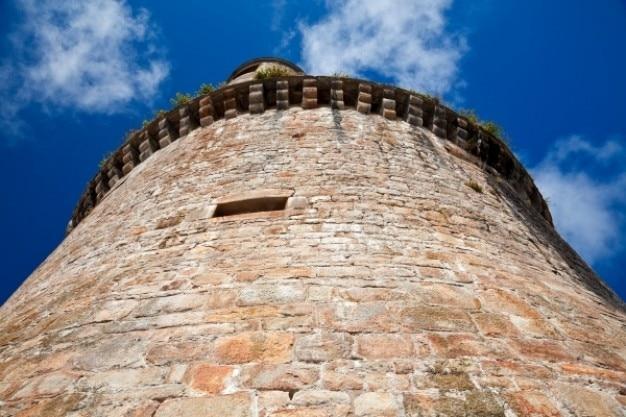 Mont saint michel tower