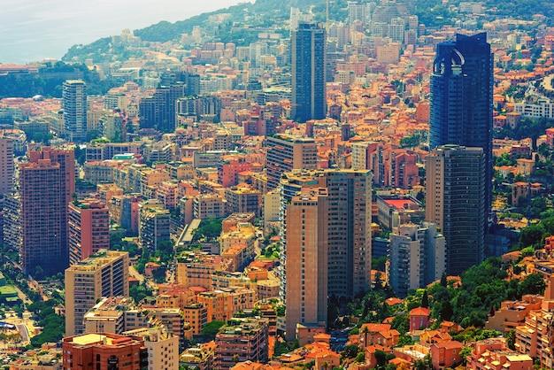 モンテカルロの街並み