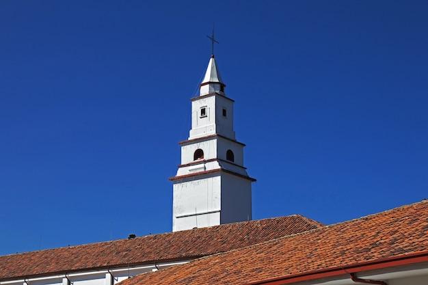 マウント、ボゴタ、コロンビアのモントセラト修道院
