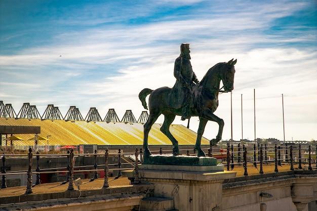 オステンドのレオポルド2世の記念碑