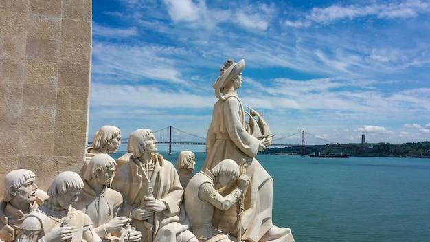 포르투갈 발견자 기념비, belãƒâƒã'â©m, 리스본, 포르투갈