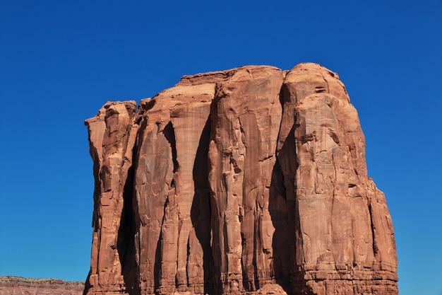 Monument valley in utah and arizona