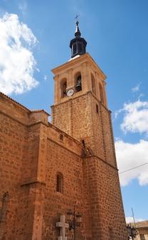 カスティーリャラマンチャのトレドのモラ村