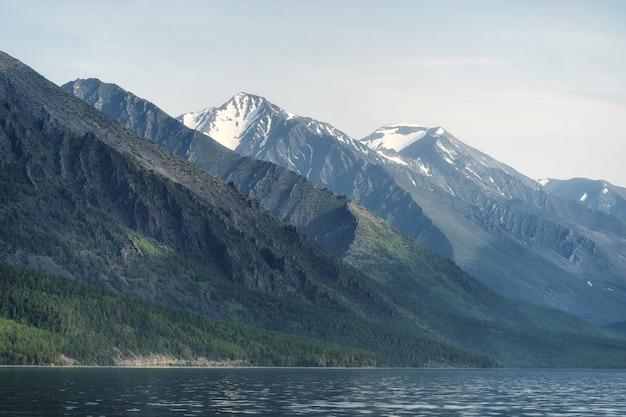 Moraine 호수 로키 산맥 캐나다