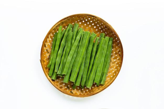 Moringa oleifera изолированы