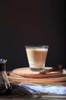 モーニングコーヒー、ダーティコーヒー