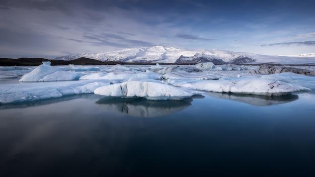 Утренний лед