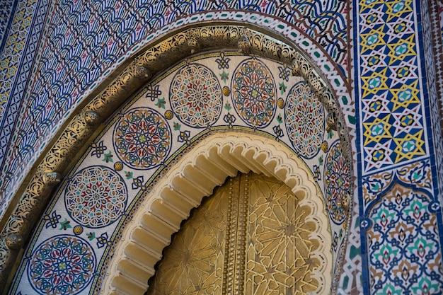 모로코 건축과 장식