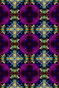 Марокканский безграничный старинный текстильный дизайн