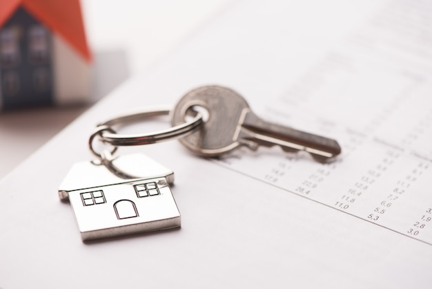 Mortgage loan agreement  and model house