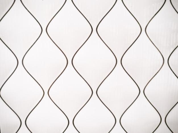 Mosaic ceramic wall tile texture