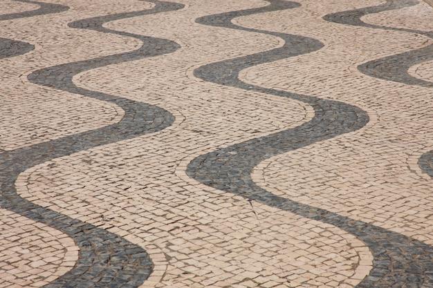 Mosaic path